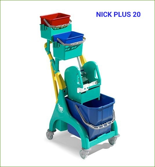 wózek NICK Plus 20